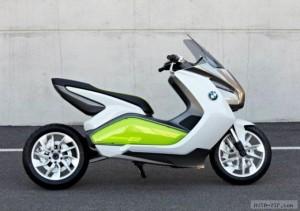 BMW-электроскутер