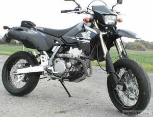 Эндуро Suzuki DR-Z400 — фантастический байк