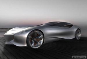 Mercedes-Benz Aria Concept — красивое будущее