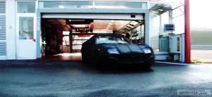Тизер загадочного Феррари F620 GT