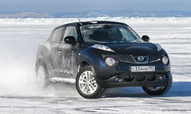 Полноприводные Nissan в Бурятии