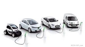 Новый электротехнический центр Renault