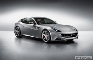 Первая полноприводная Ferrari