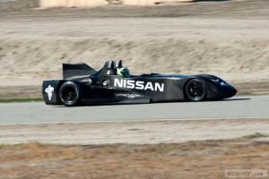 Nissan DeltaWing стартует в экспериментальном классе Le Mans