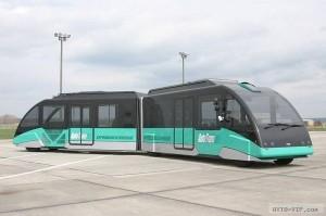 AutoTram — новое поколение общественного транспорта