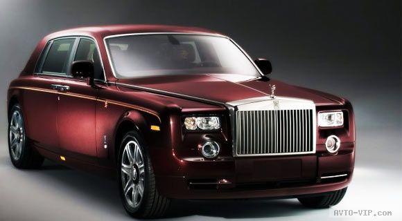 Дорогой Rolls-Royce покоряет Китай