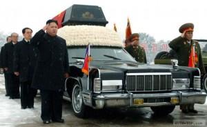 Ким Чен Ир — культ личности и Мерседесов