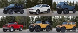 Пасхальные грузовички от Jeep