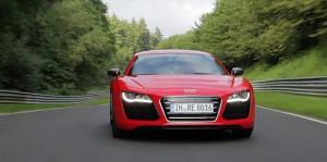 Audi R8 E-Tron установил рекорд в Нюрбургринге