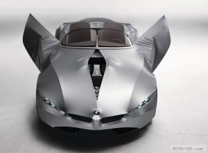 Шикарный концепт BMW GINA