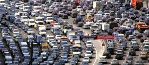 Слежение за ситуацией с транспортным перенаселением