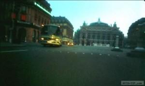 Свидание с необычным Mercedes-Benz 450SEL в Париже (кино, 1976)