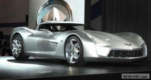 Chevrolet Corvette Stingray — подарок на юбилей