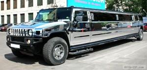 Зеркальный лимузин «Рекордный Хром»