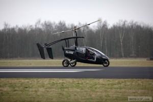 Летающие машины: PAL-V (фото, видео)