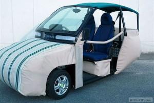 Японский матрас на колесах iSAVE-SC1