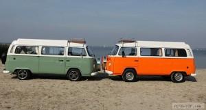 Автомобиль для голландских хиппи