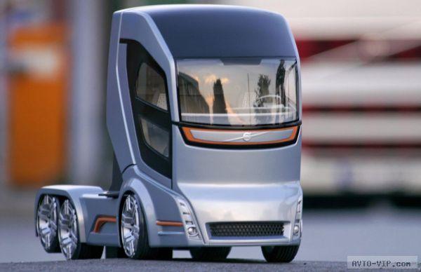 10 самых экологичных концептов грузовиков