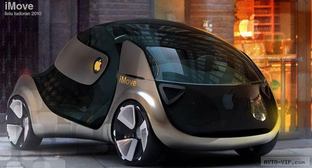 Автомобильные притязания Apple