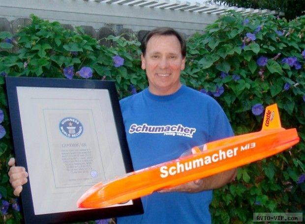 Шумахер Ми3 самая быстрая радиоуправляемая модель в мире