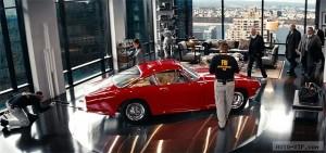 Ferrari 250 GT Lusso из фильма «Как украсть небоскреб»