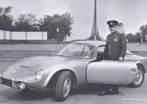 Французский автомобиль Юрия Гагарина