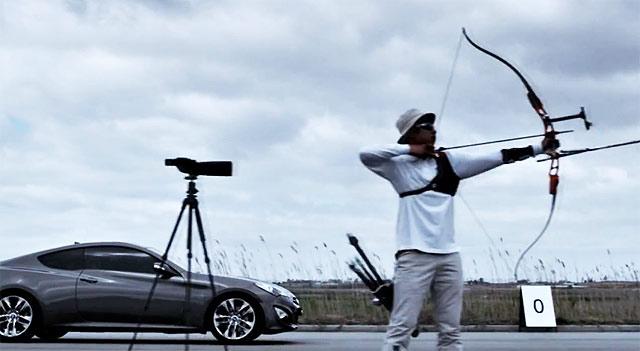 Быстрый как стрела Hyundai Genesis Coupe
