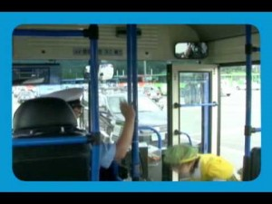 Газовые автобусы Сеула