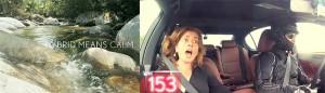 Lexus GS Hybrid на скорости 120 сердечных ударов в минуту
