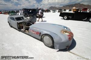 Bonneville Speed Week 2012 (фото)