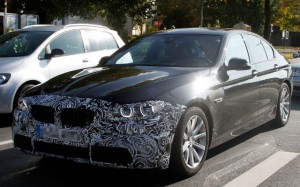 Фейслифтинг BMW 5 Gran Turismo