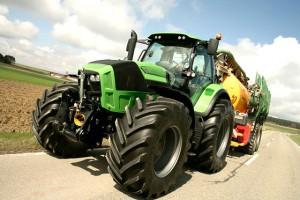 Трактор года 2013 Deutz-Fahr Agrotron 7250 Ttv