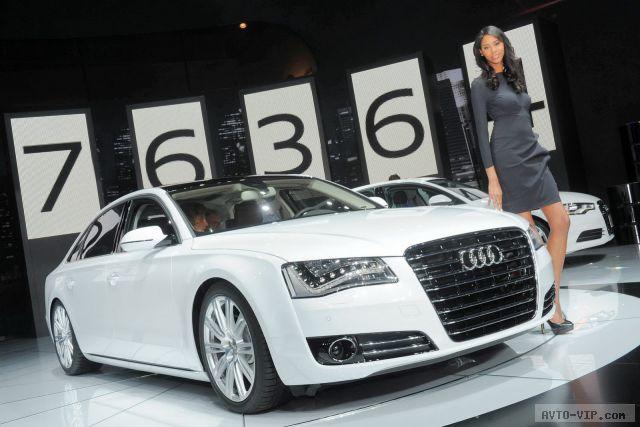 Автомобили Audi TDI в Америке