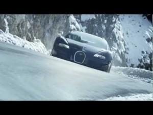 Bugatti Veyron Grand Sport Vitesse на видео