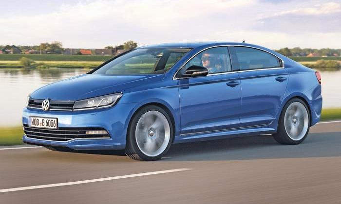 Подробности о новой модели Volkswagen Golf CC