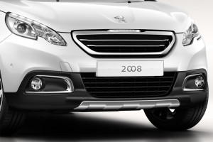 Новый кроссовер Peugeot 2008