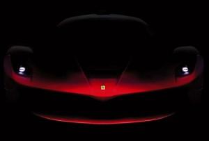 Новый гибридный суперкар от Ferrari
