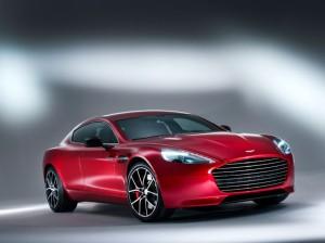 Обновленный спорткар Aston Martin Rapide S