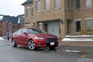 Гибридный 2013 Ford Fusion