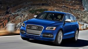 Новый Audi SQ5 — спортивный внедорожник для России и Украины