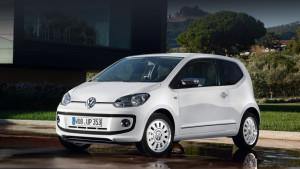 Экологически чистый электромобиль Volkswagen e-up!