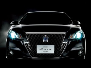 Начат выпуск очередного поколения Toyota Crown