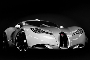 Концепт-кар Bugatti Gangloff