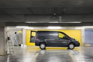 Тойота напоминает о своем фургоне ProAce