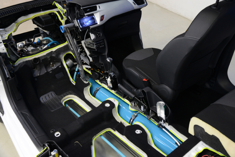 PSA Peugeot Citroen представил совершенно новую технологию