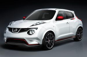 Заряженный Nissan Juke Nismo станет еще мощнее