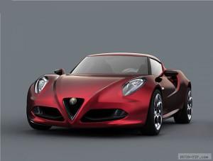Alfa Romeo 4C получила 270-сильную версию