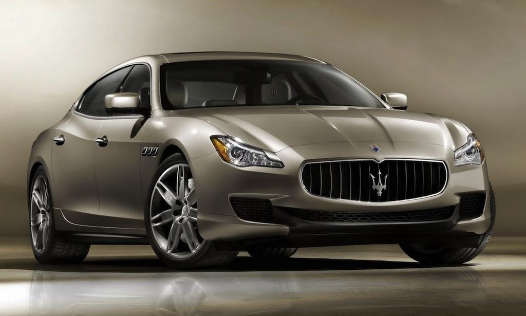 Роскошный итальянец Maserati Ghibli