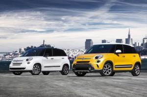 Новые автомобили в семействе Fiat 500