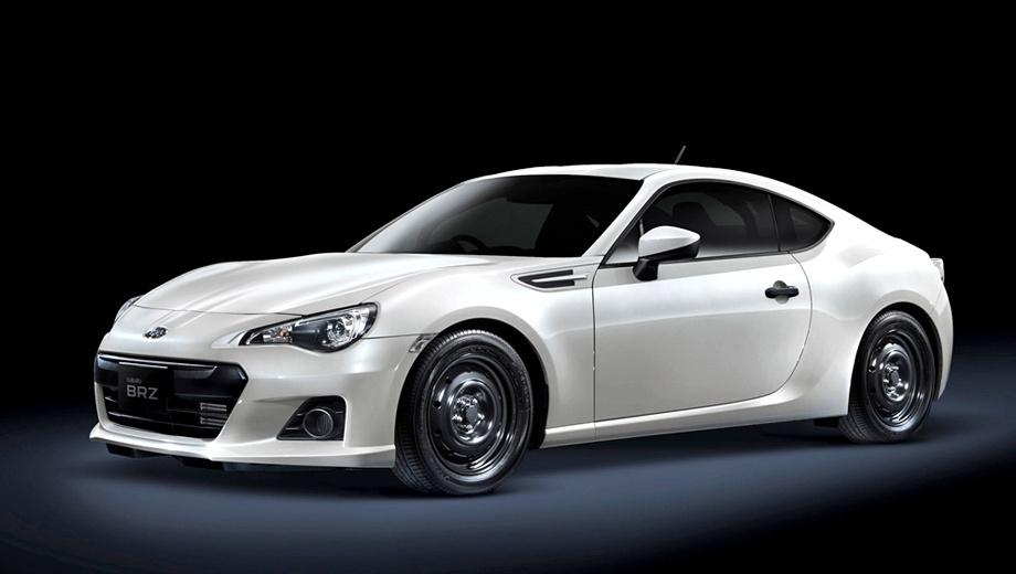 Гоночное спорткупе Subaru BRZ RA Racing